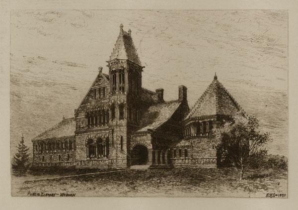 Public Library - Woburn
