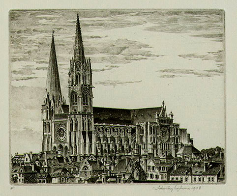 Chartres the Magnificent