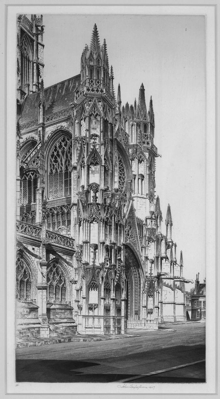 Memento Vivere, Notre Dame, Evreux