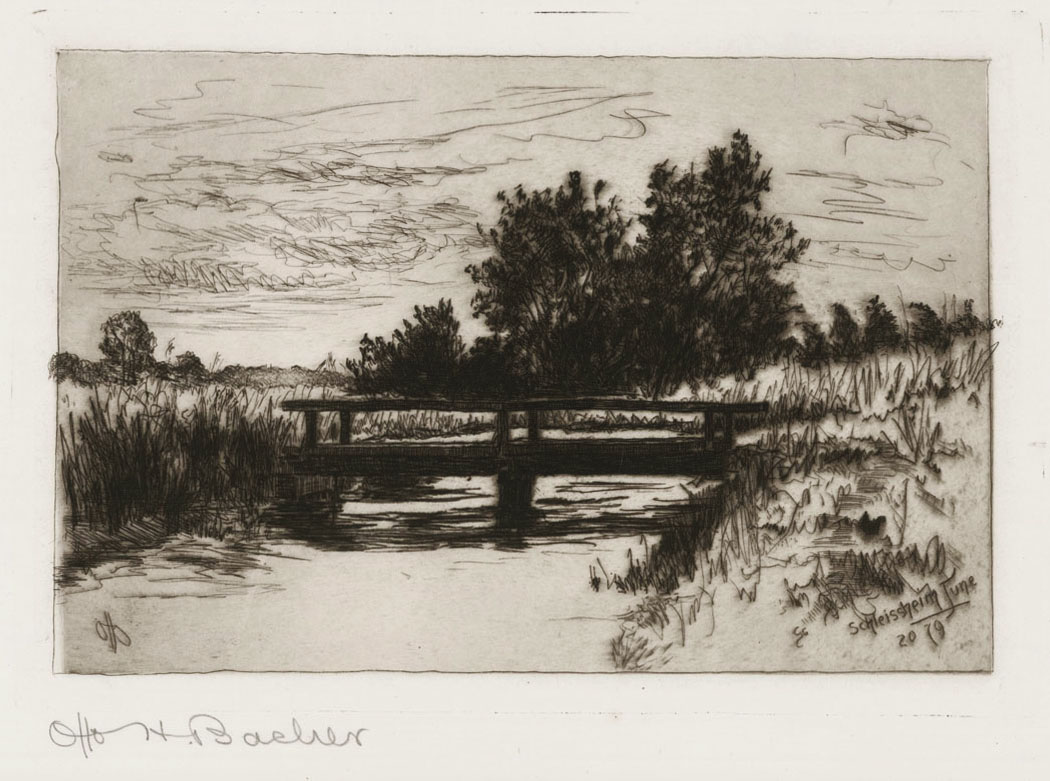 The Bridge, Schleissheim