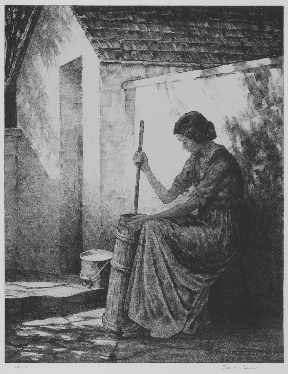 Churning, 2nd Stone