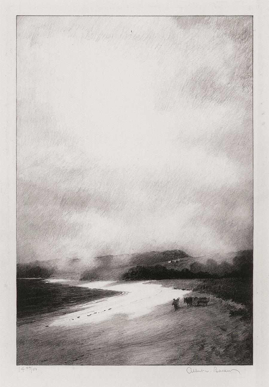Rising Mist, Martha's Vineyard