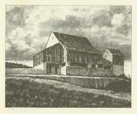 Upper Barn, 2nd Stone