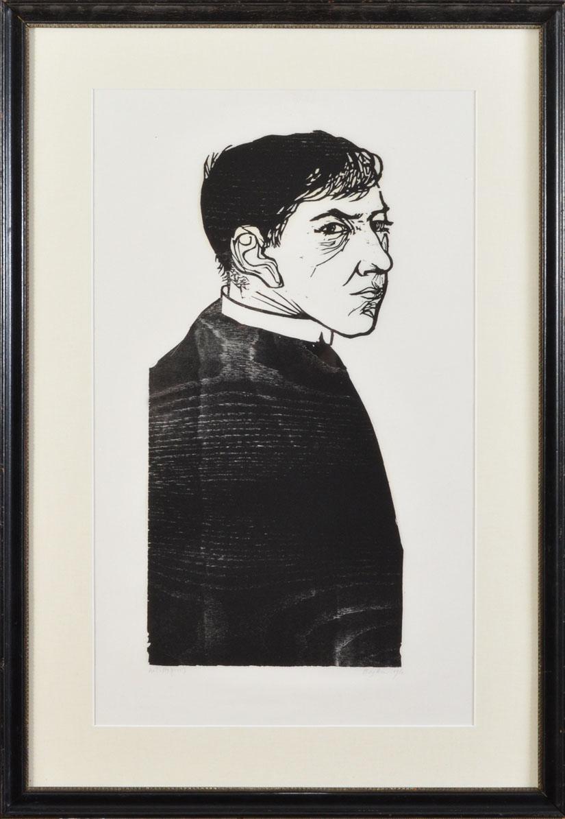 Self Portrait as a Priest