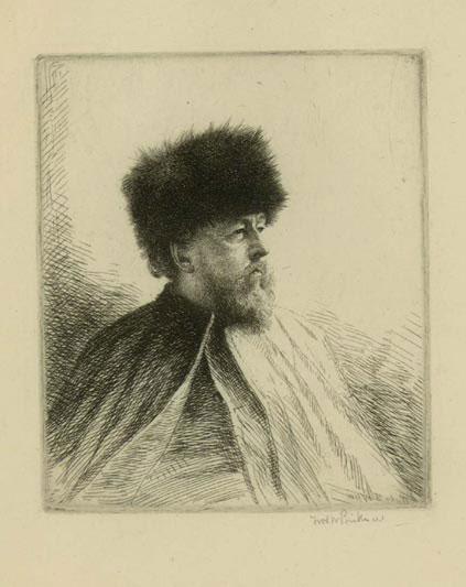 Portrait Of Boyard Taylor