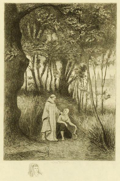 Friar and Peasant