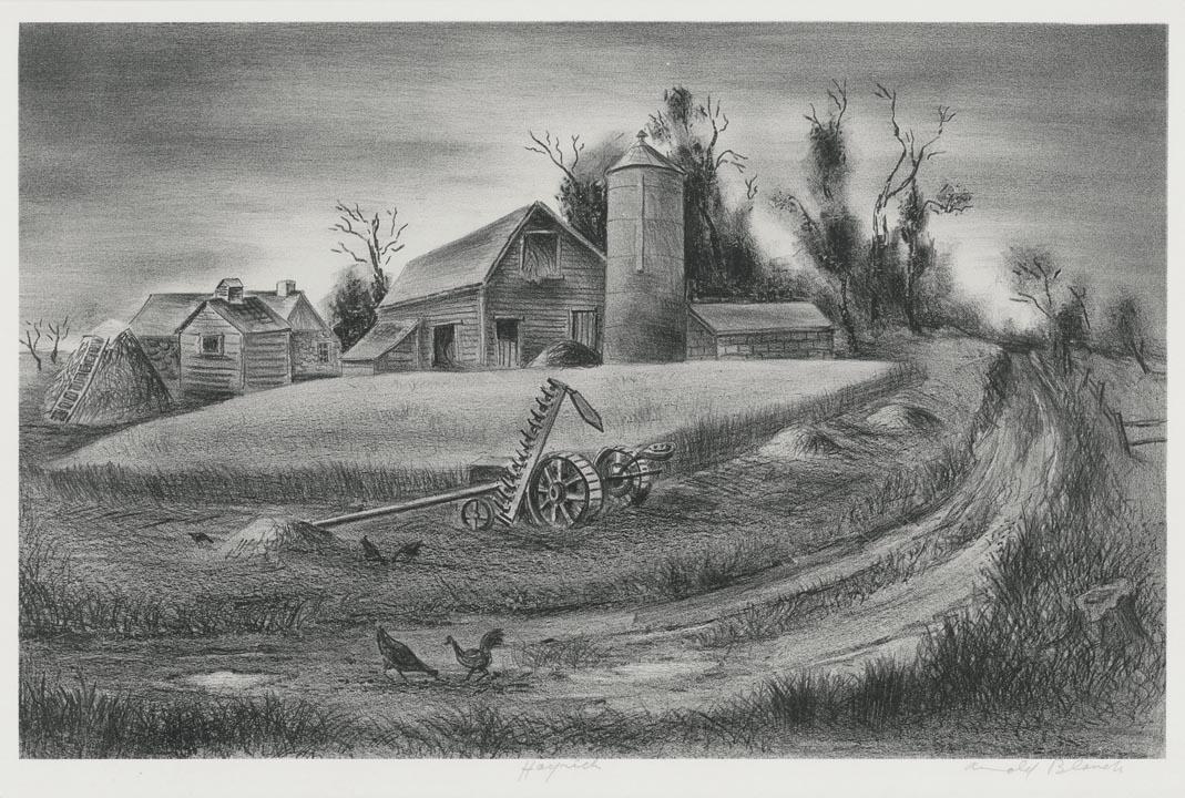 Hayrick 1938