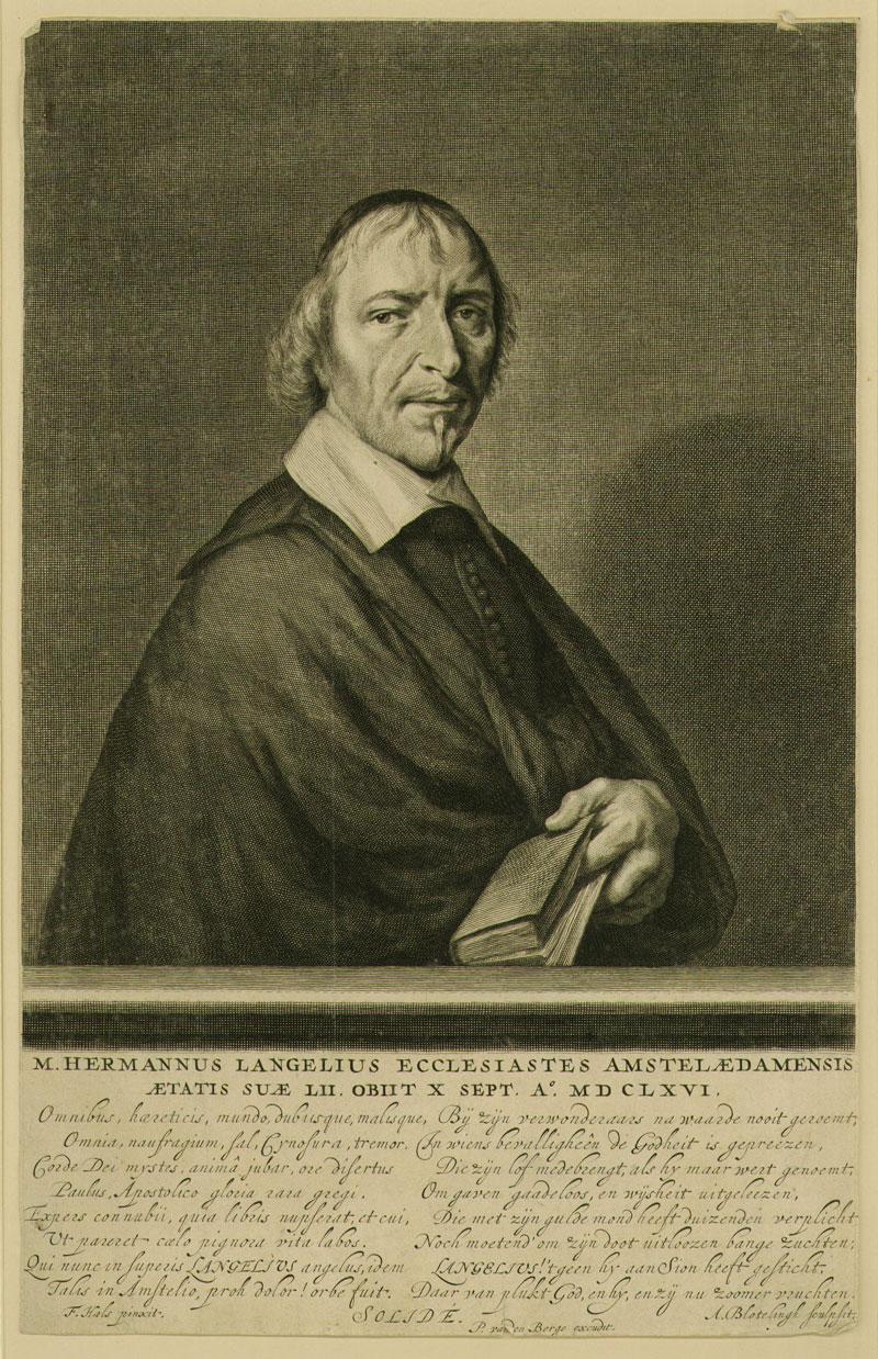 M. Hermannus Langelius