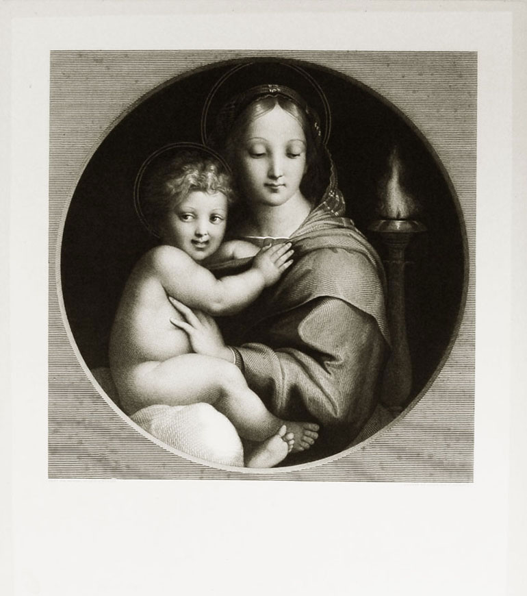 Madonna dei Candelabri