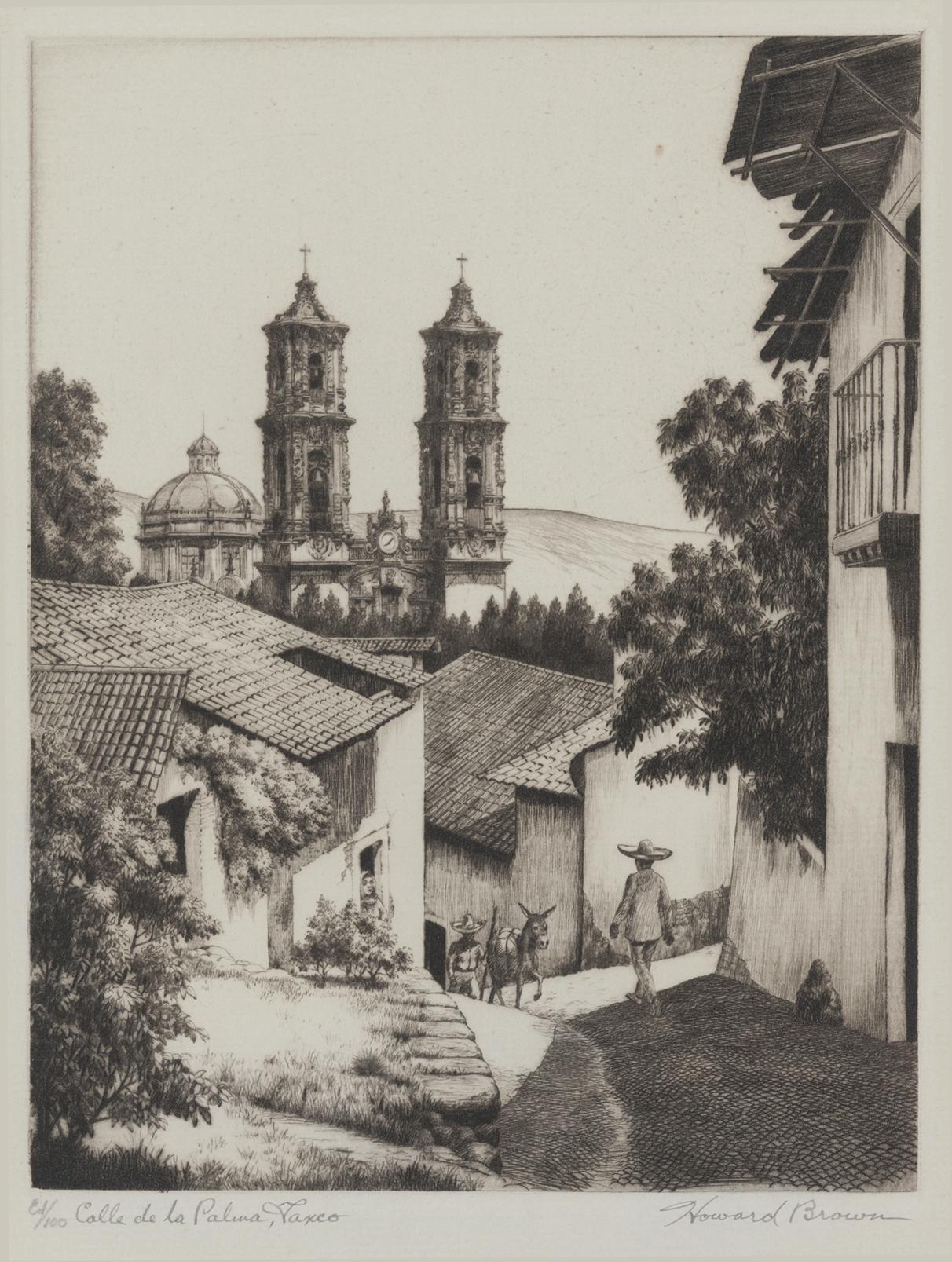 Calle de la Palma, Taxco