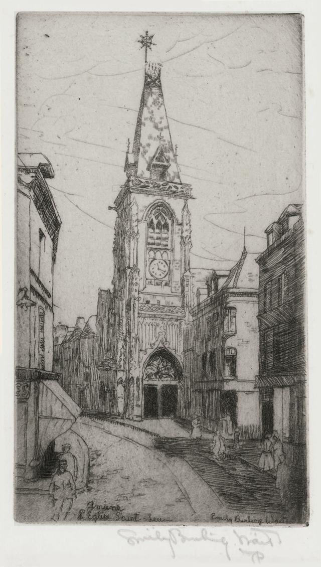 L'Église Saint-Leu, Amiens