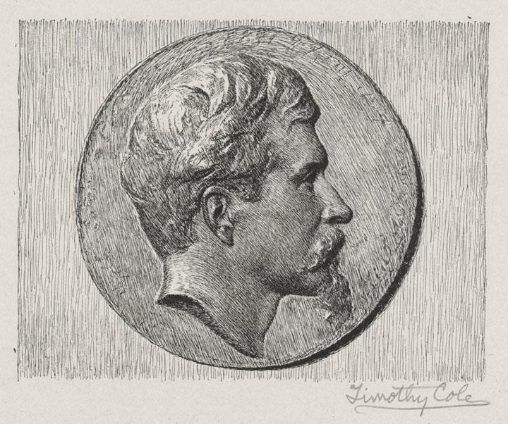 Portrait Medallion
