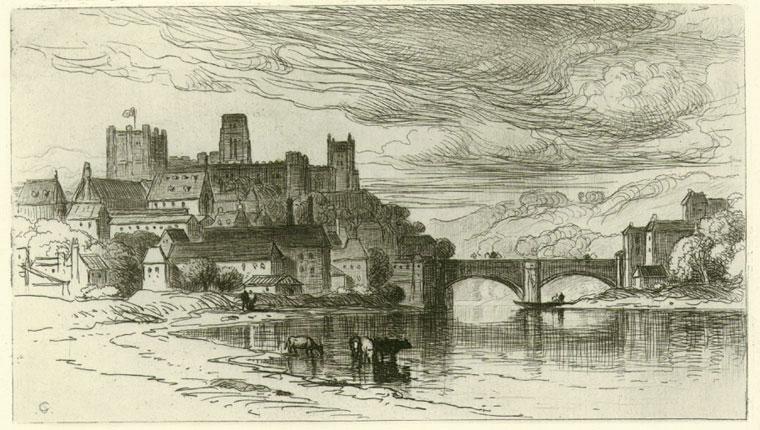 Durham England