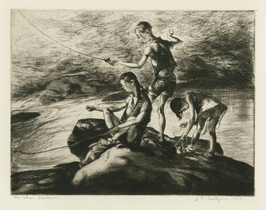 Fishermen Three