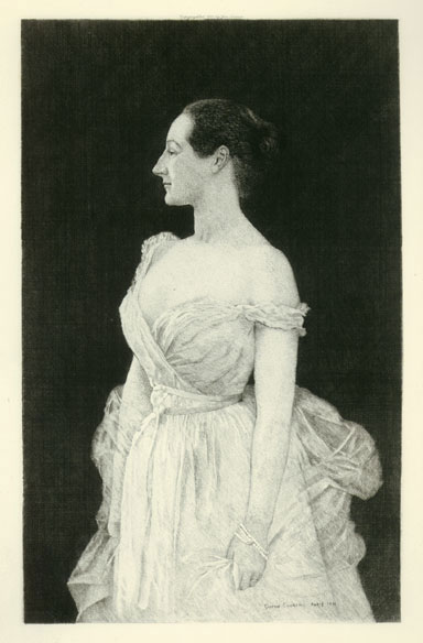 Portrait Of Madame Gauthereau