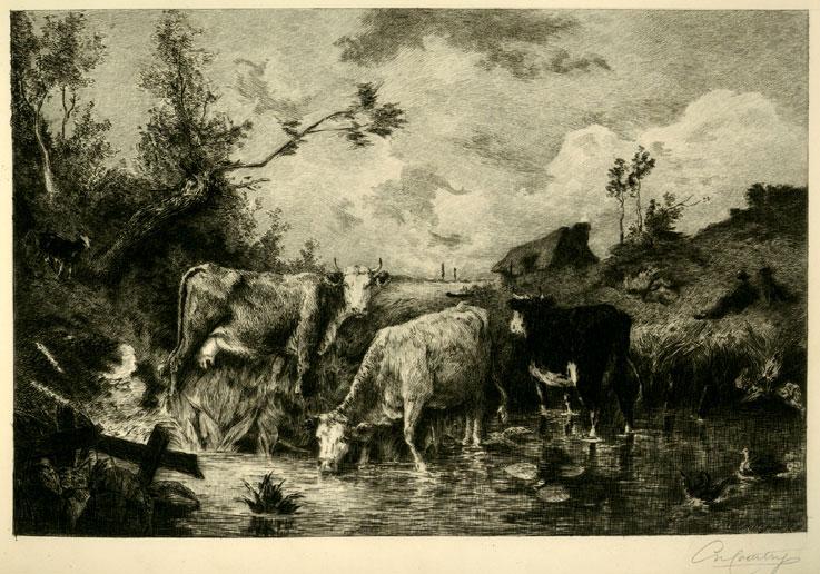 Normandy Pastoral