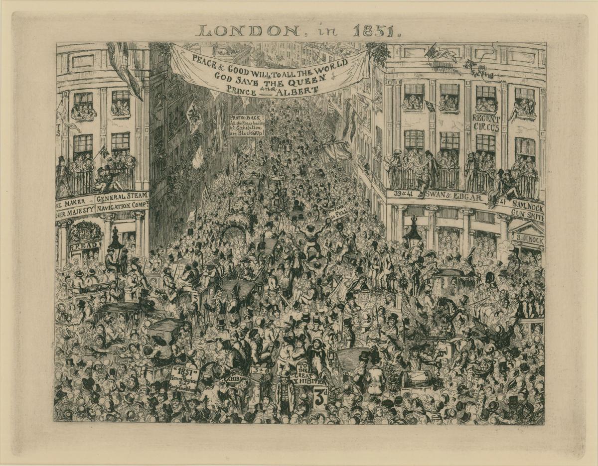 Great Exhibition, London, 1851