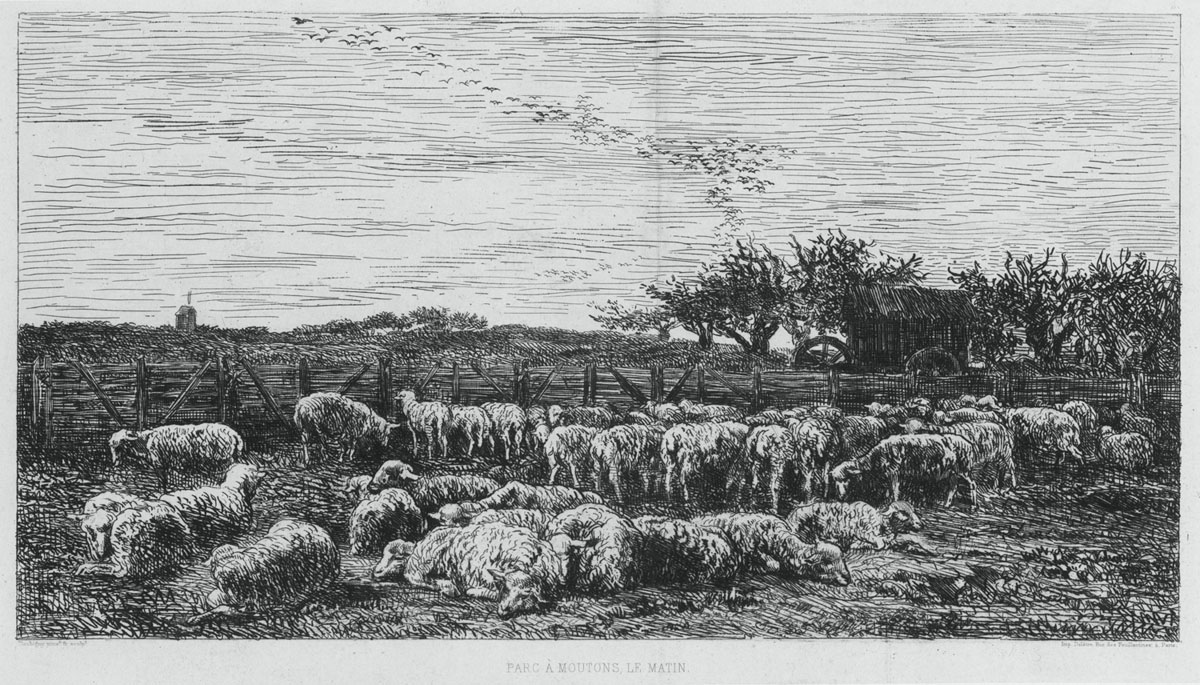 The Large Sheepfold