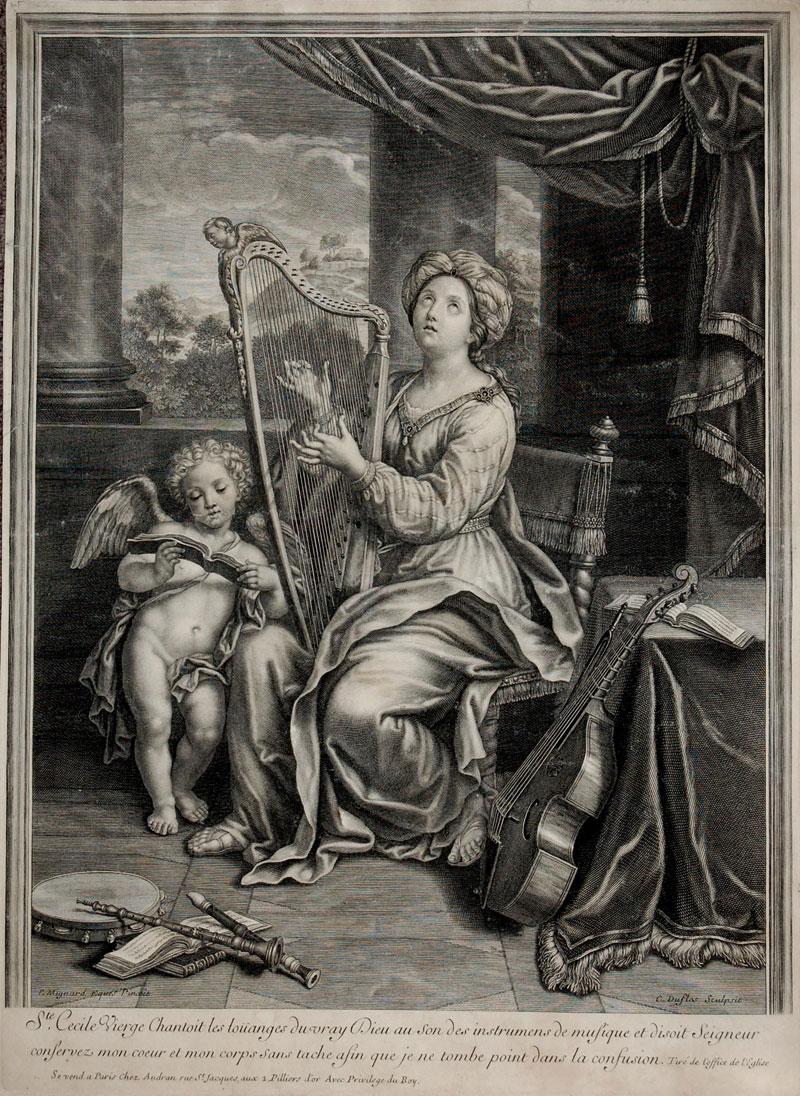 Saint Cecile