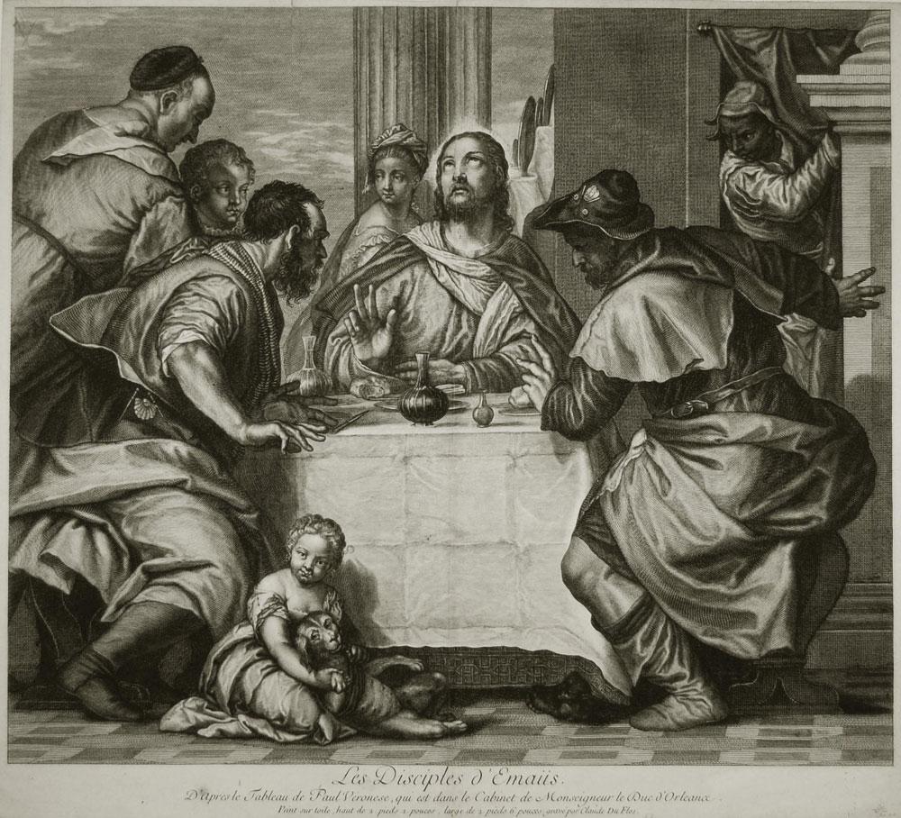 Les Disciples d'Emaus