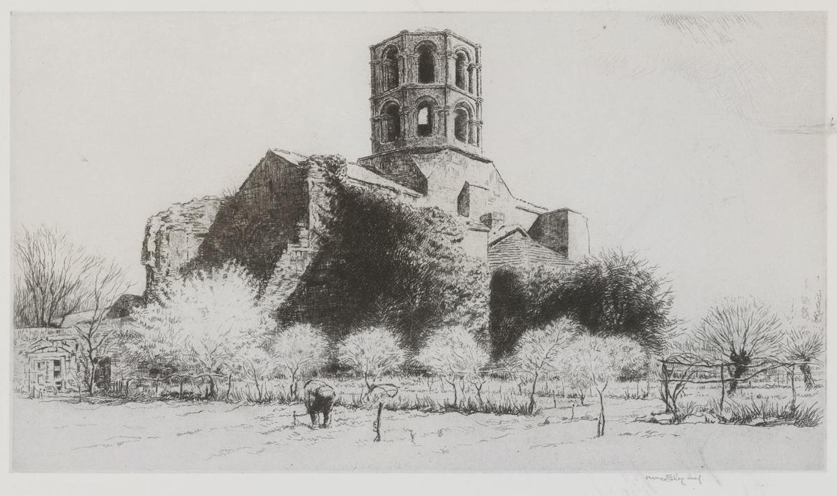 Cure's Garden, Arles