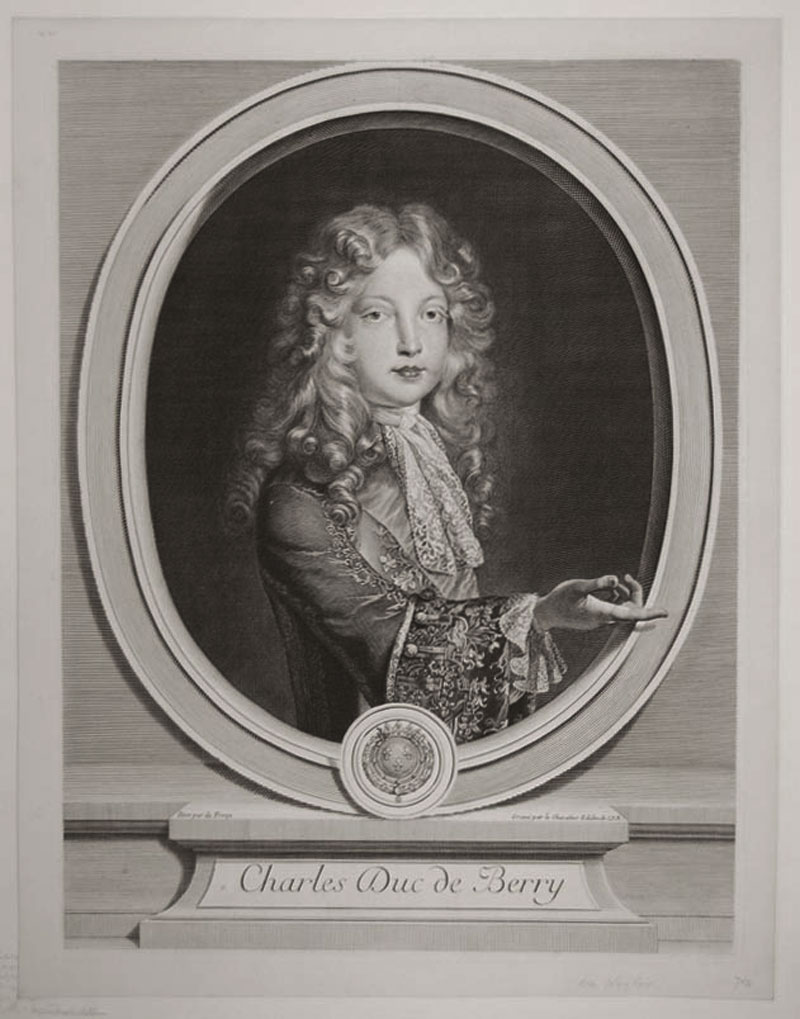 Charles, Duc de Berry