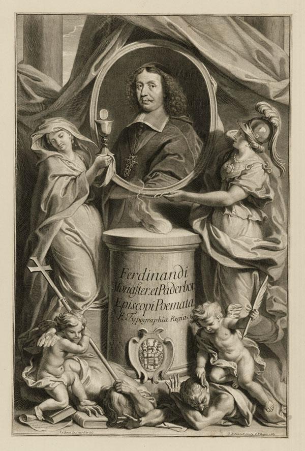 Ferdinandi Monafter et Paderbor Episcopi Poemata