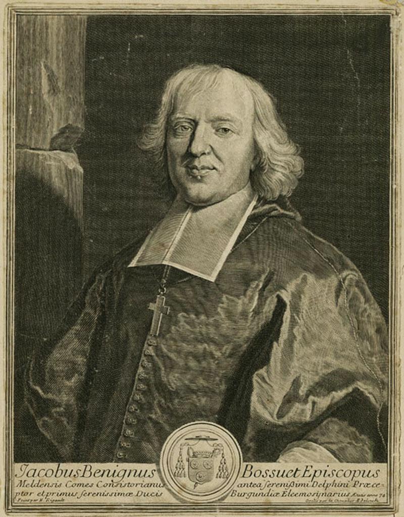 Jacobus Benignus Bossuet Episcopus