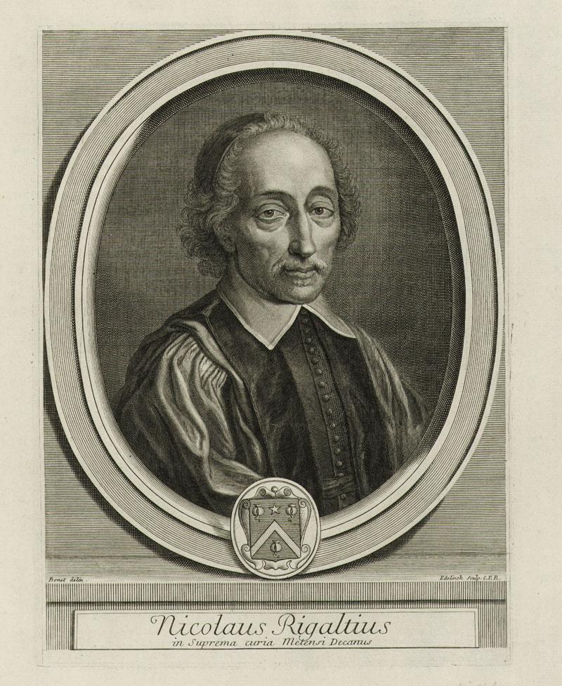 Nicolaus Rigaltius