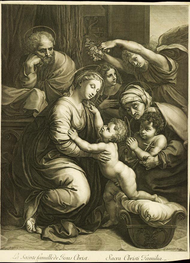 La Sainte Famille de Jesus Christ