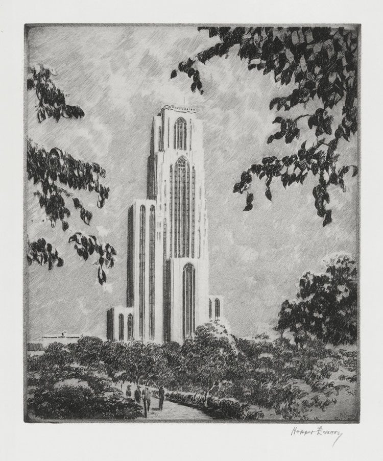 Cathedral of Learning, Pittsburg