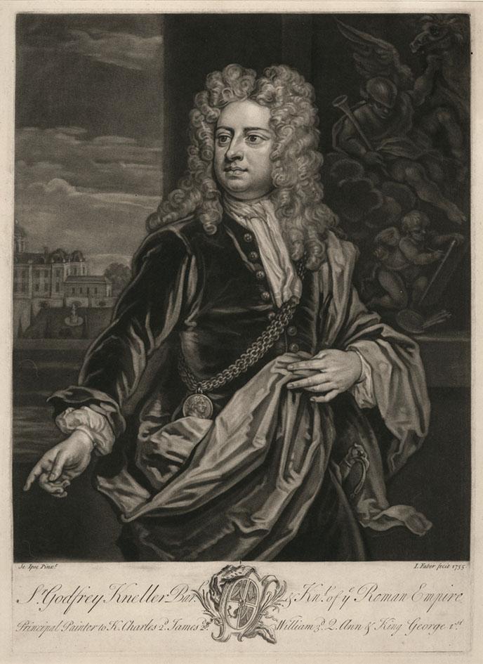 Sir Godfrey Kneller
