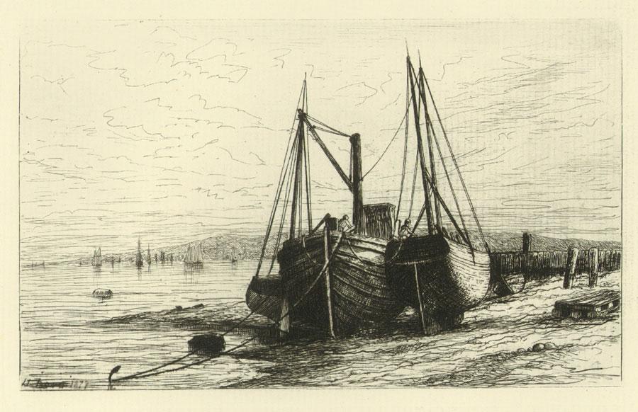 On New York Bay