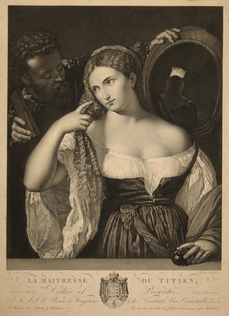 La Maitresse du Titien
