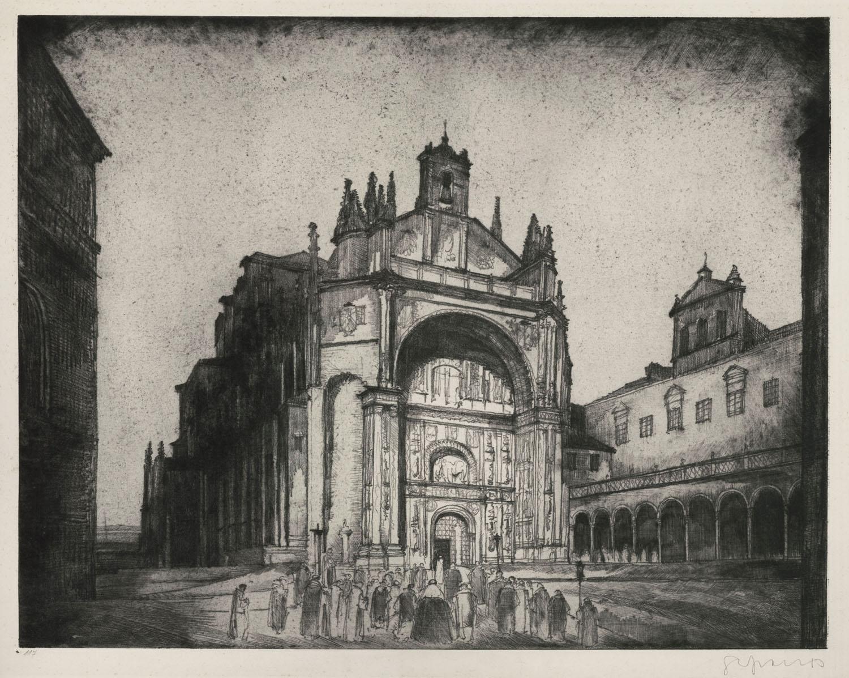 Salamanca, S. Esteban