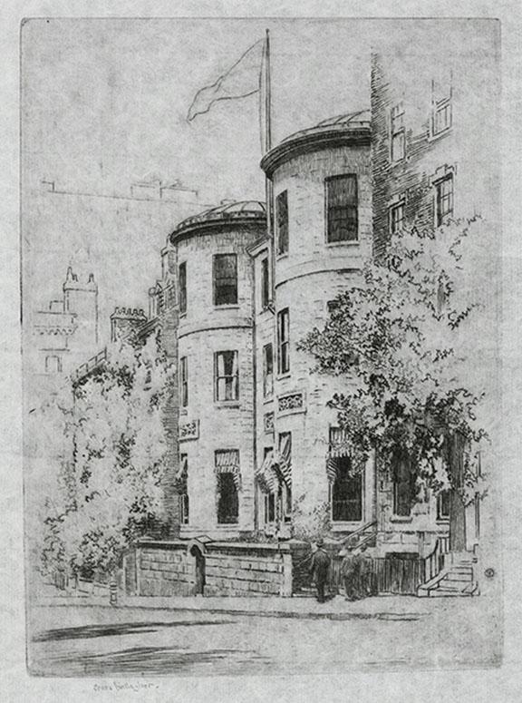 Somerset Club, Boston