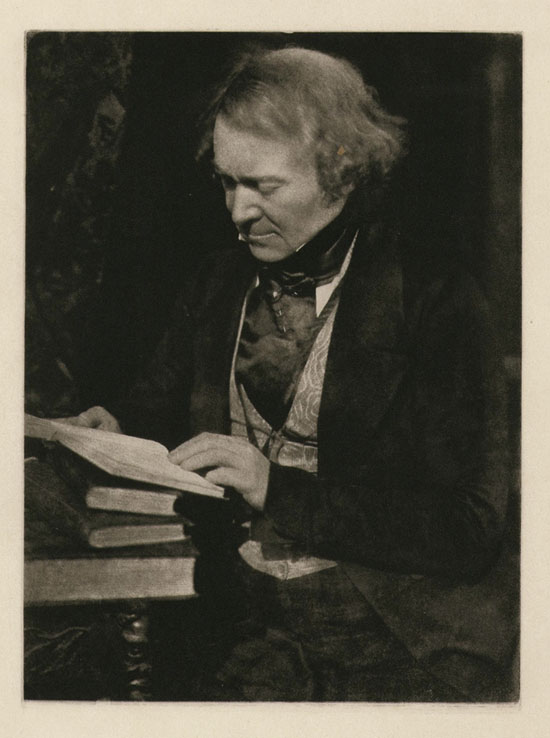 Portrait of Mr. Rintoul