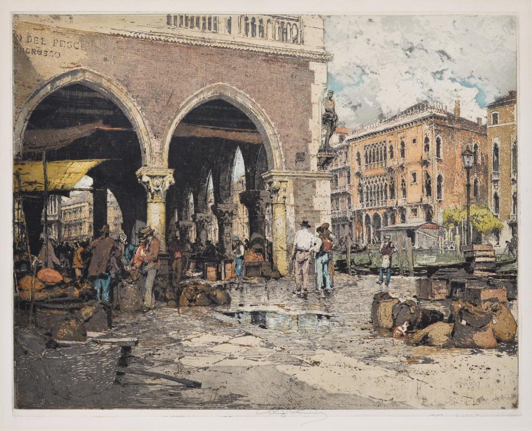 Venice Fish Market