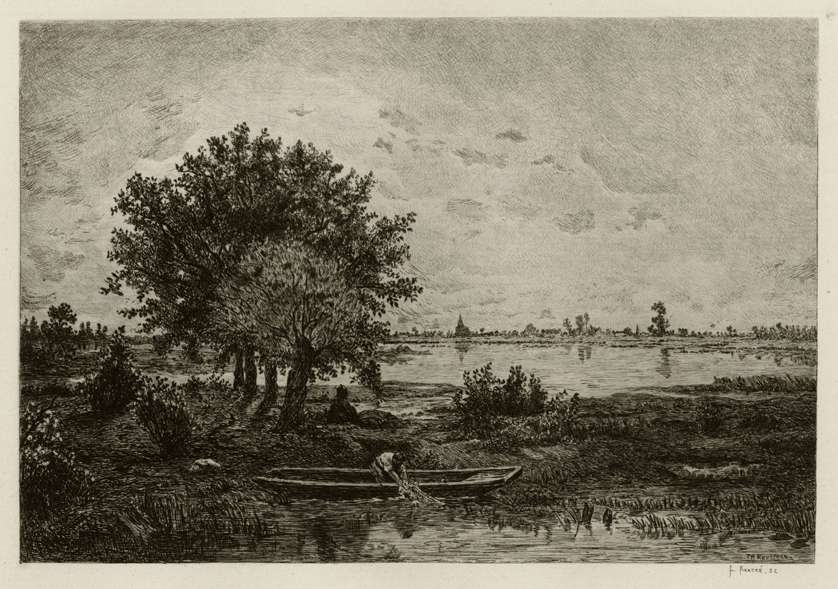 Banks of the Oise