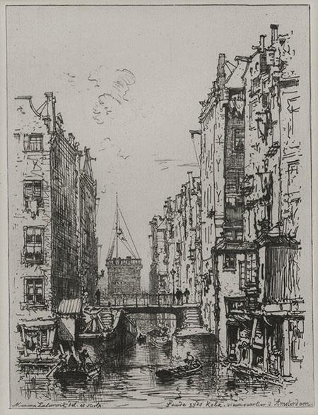 Vieux Quartier d'Amsterdam