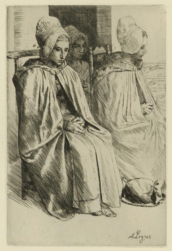 Peasant Women of Boulogne