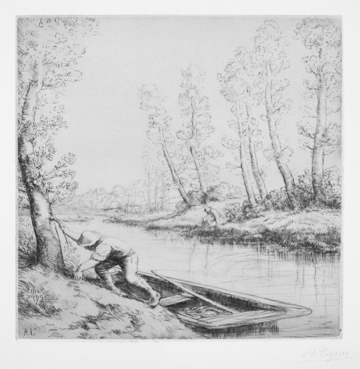 Le Matin sur la Rivière