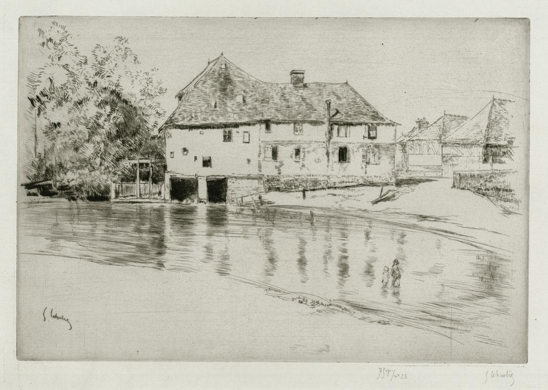 Le Moulin de Baires