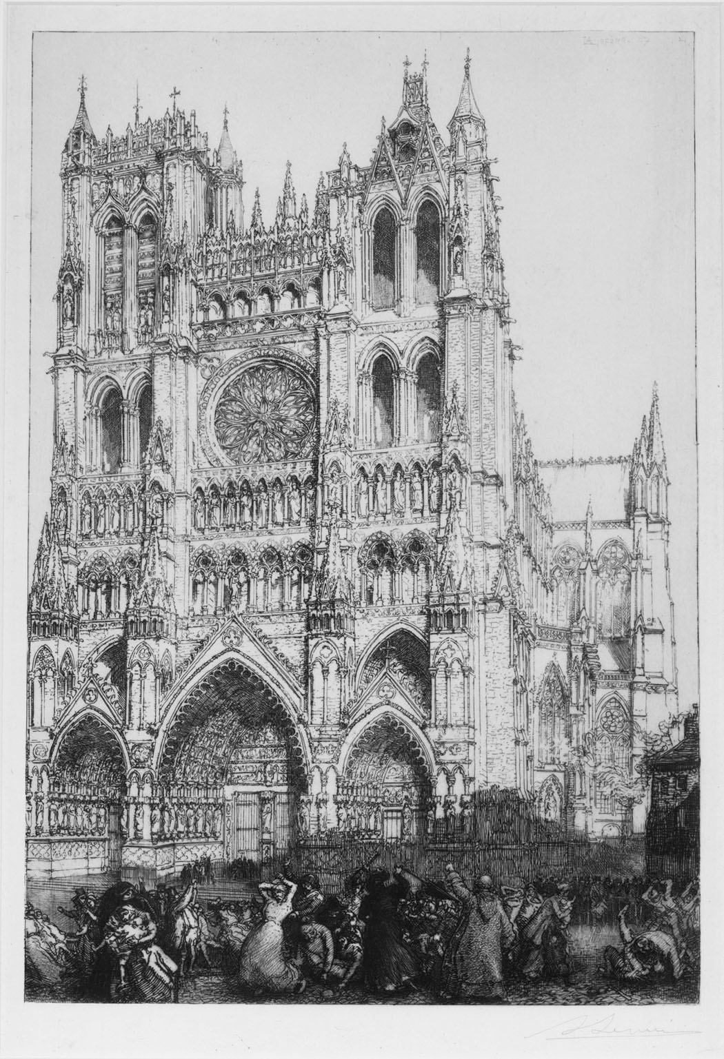 Amiens Cathedral (Jour d'Inventaire)