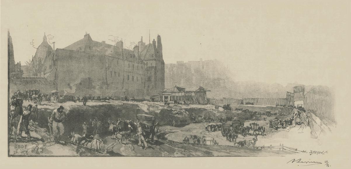 Des Demolitions de la Sorbonne