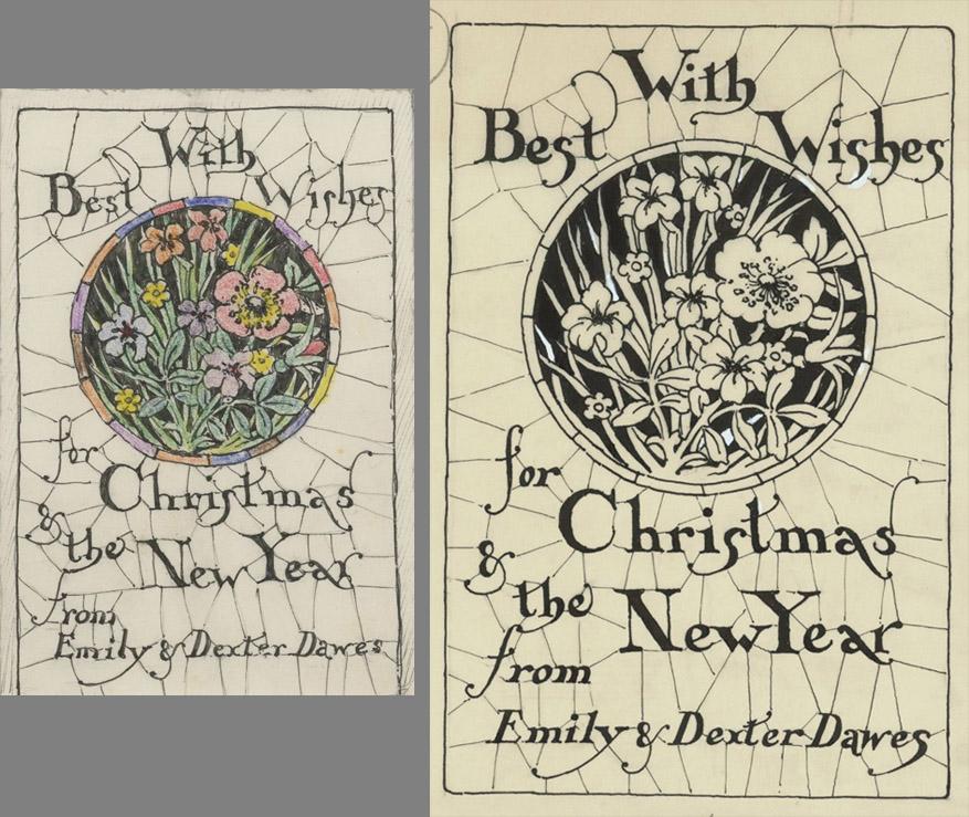 Christmas Card 1938