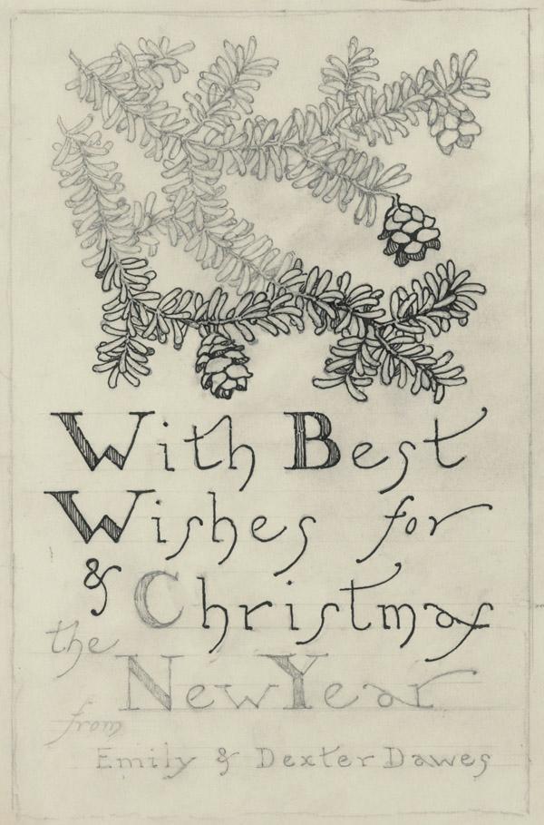Christmas Card 1941