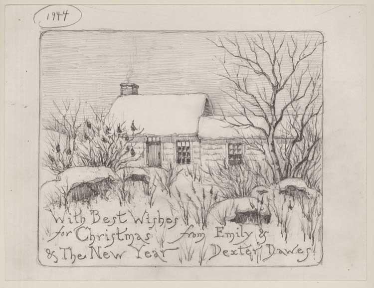 Christmas Card 1944