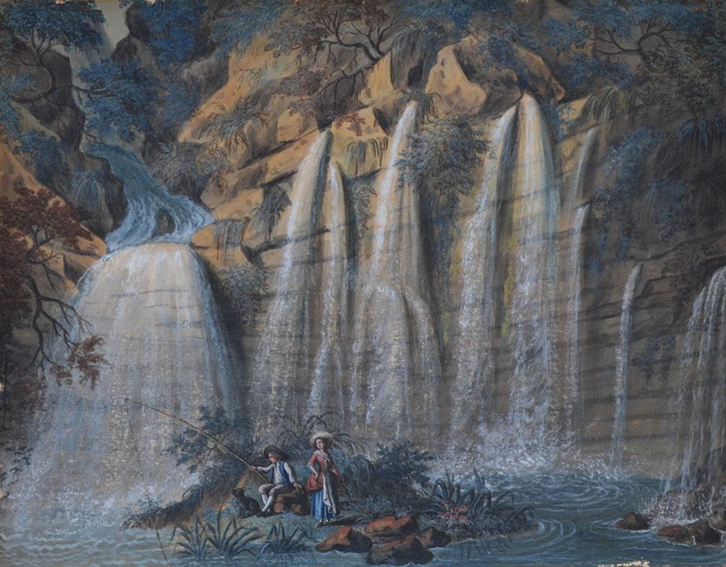 Cascade de Flumen