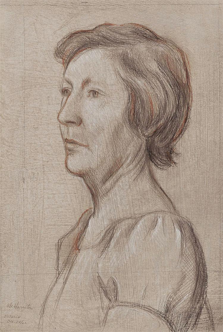 Portrait of Estelle